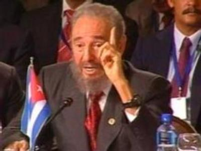 Health condition ′state secret′ as Castro frets on U.S.