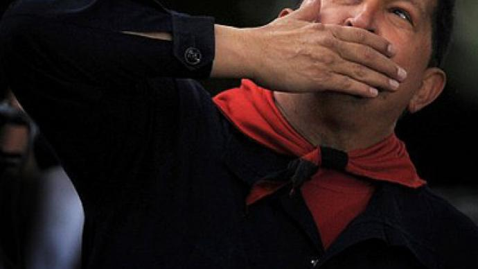 Chavez's absence stirs questions about his health