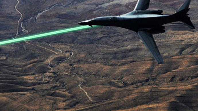 Next-gen US drone: Now equipped with 'death ray' laser