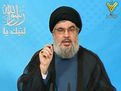 Syria's friends 'will not let it fall in the hands' of US, Israel – Hezbollah chief