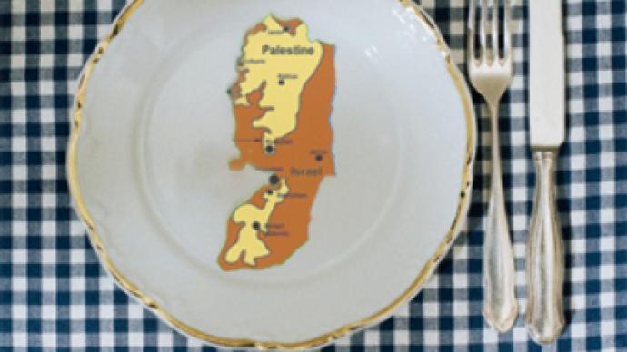 Hidden war: Israelis eat away at Palestinians' lands