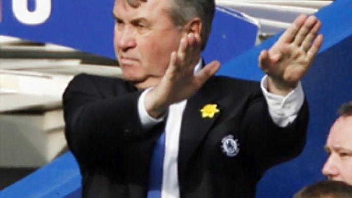 Hiddink aware of Liverpool's Comeback Kings reputation