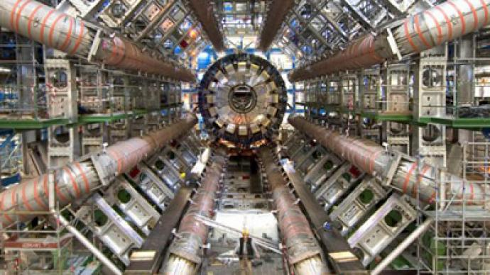 Higgs boson hunt: CERN scientists find 'hints' of 'god particle'
