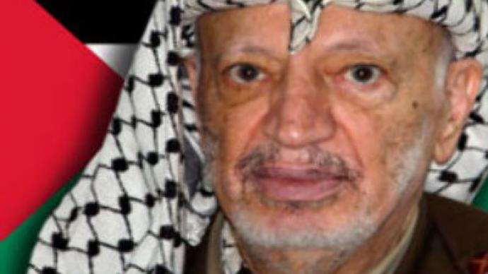 HIV found in former leader Arafat's blood