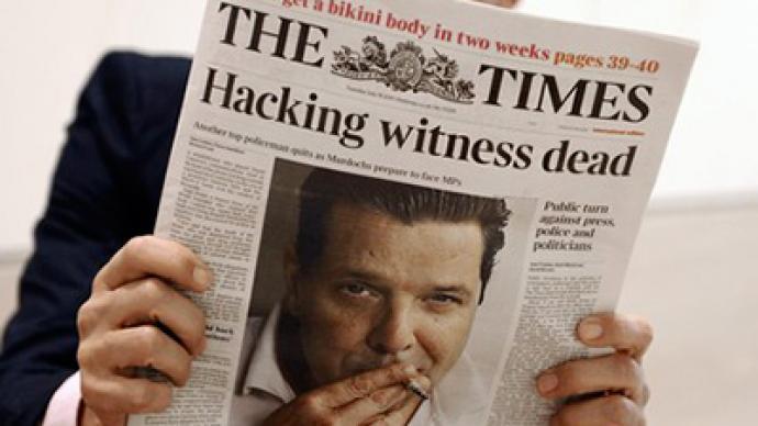 Whistleblower deaths add speculation to scandal
