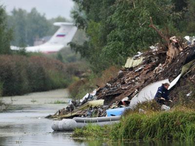 Hockey plane crash: Drugs and bad braking