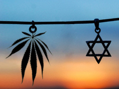 Holocaust survivors and cannabis enthusiasts join forces