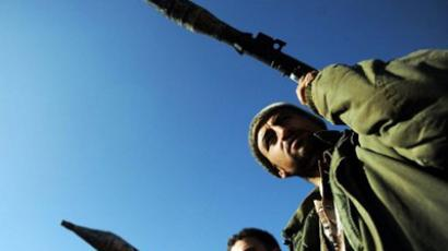 Head in sand: UK recognizes Syrian rebels
