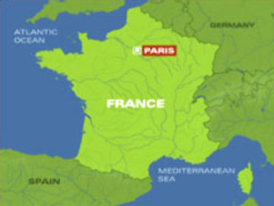 Hostages taken at French bank
