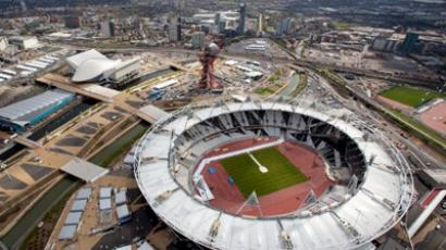 London opens 2012 Olympic Stadium