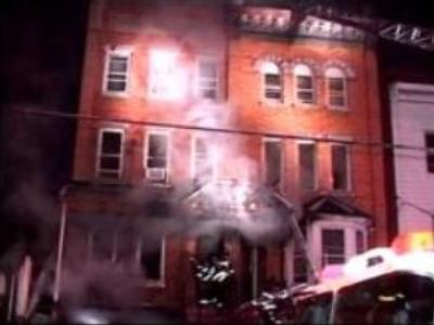 House in Bronx on fire: 9 die