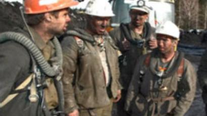 Huge blast rocks Ukraine mine