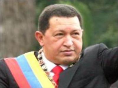 Hugo Chavez visits Argentina to boost U.S. opposition
