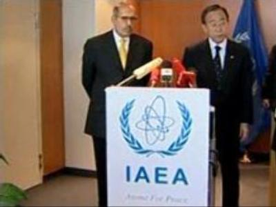 IAEA chief invited to North Korea to help end nuclear programme