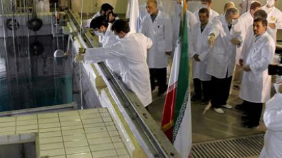 Iran reiterates religious ban on atomic weapons ahead of IAEA talks
