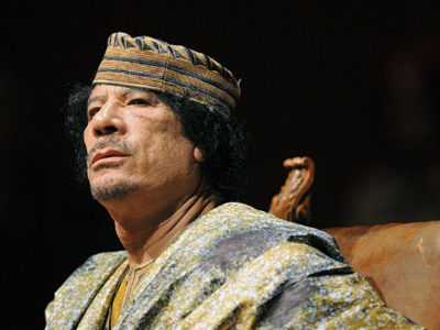 CIA's cozy ties with Gaddafi regime revealed