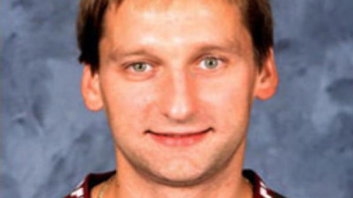 Ice hockey star ready for international return