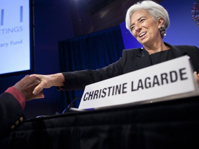 IMF needs less money to fight crisis