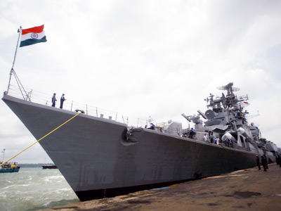 India's new flagship: Russia hands over modernized aircraft carrier to New Delhi