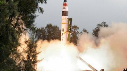 India successfully tests its most powerful intercontinental ballistic missile
