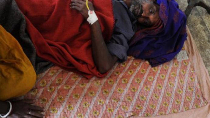 Lethal strike: 50 abandoned patients die in Indian hospitals