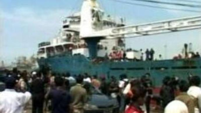 Indonesian ferry fire kills at least 16