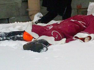 'Infidel Santa' killed in Tajikistan