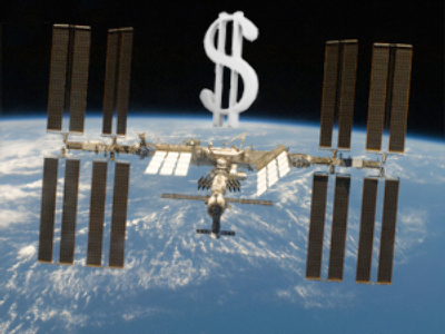 Inflation beefs up price tag for ISS trips