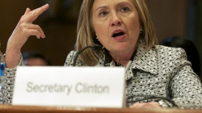 Hillary Clinton declares international information war