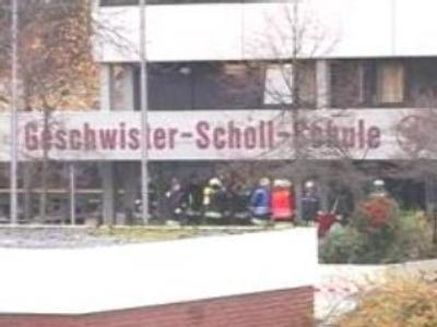 5 injured in German school shooting