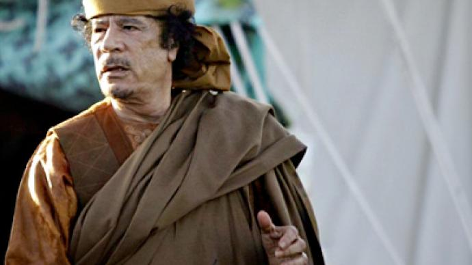 ICC prosecutor seeks arrest warrant for Libyan leader