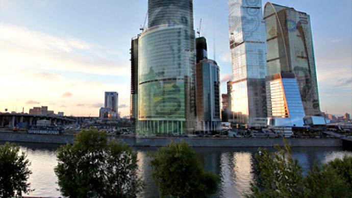 Global economy will benefit from Russia's World Financial Center - Medvedev
