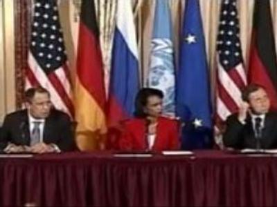 International mediators discuss Middle East