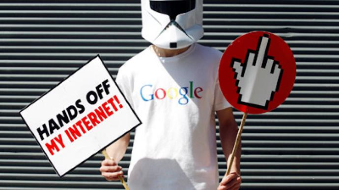 SOPA is China-style censorship say Google, Twitter, eBay