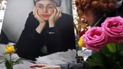 Prosecution offers new version of Politkovskaya murder