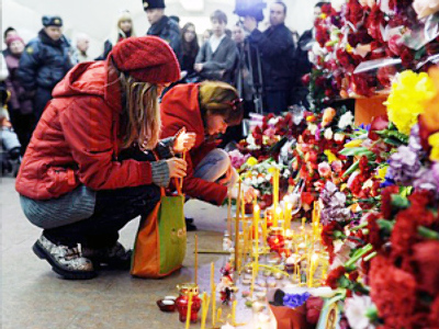 Investigators finalize work with Moscow Metro bombing victims