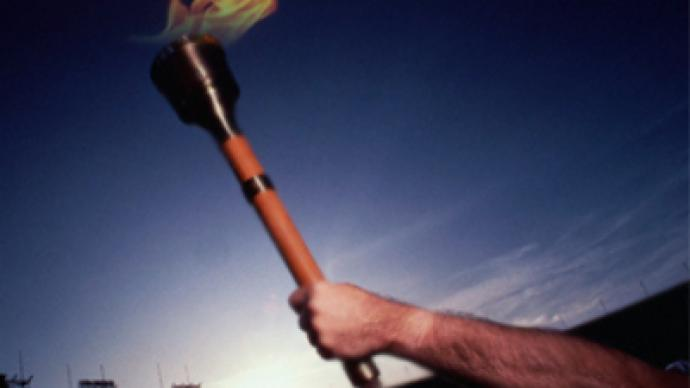 IOC bans international torch relays