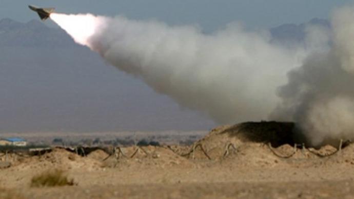 Iran tests air defense missile