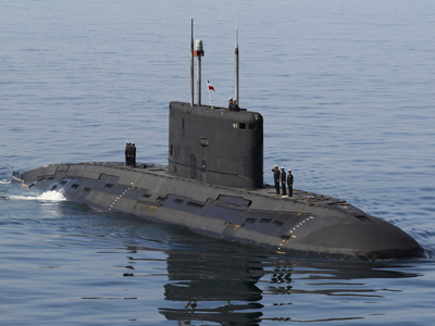 Iran to build nuclear submarine