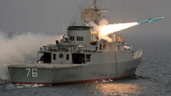 Iran plans to deploy warships off US coast