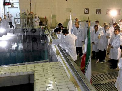 Iran: 'No preconditions' to nuclear talks will be accepted