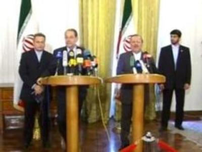 Iran nuclear issue for Moscow talks before G8