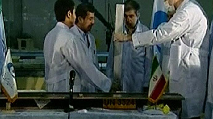 Iran steps up its nuclear program