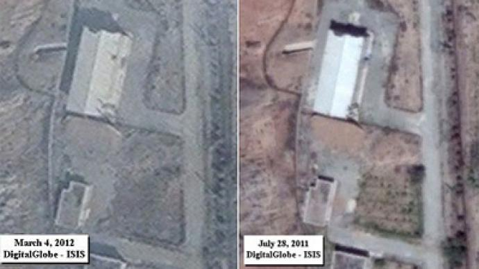 New suspicions: Did Iran organize a clean-up at suspected nuclear site?
