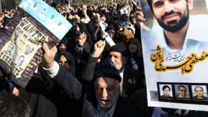 Iran 'has evidence' CIA masterminded nuke scientist murder