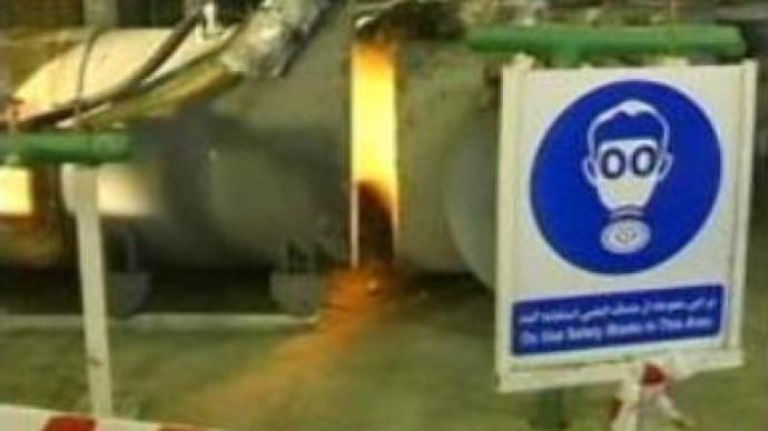 Iran starts enriching uranium at Natanz site: IAEA