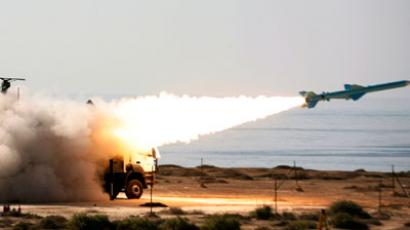 Pinpoint precision: Iran test-fires upgraded ballistic missile (VIDEO)