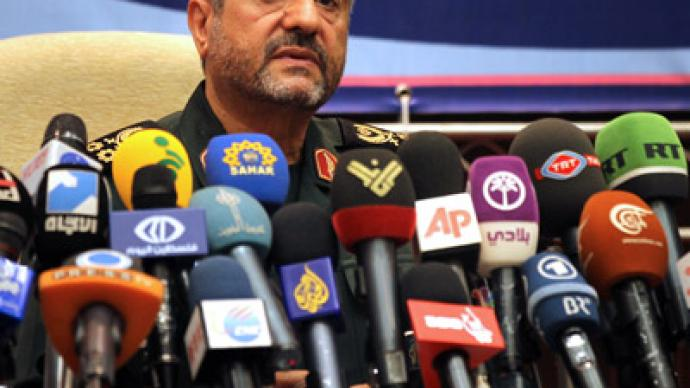 Iranian elite units rumored to be in Syria to advise Assad