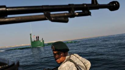 Iran 'recommends' US stay out of Persian Gulf