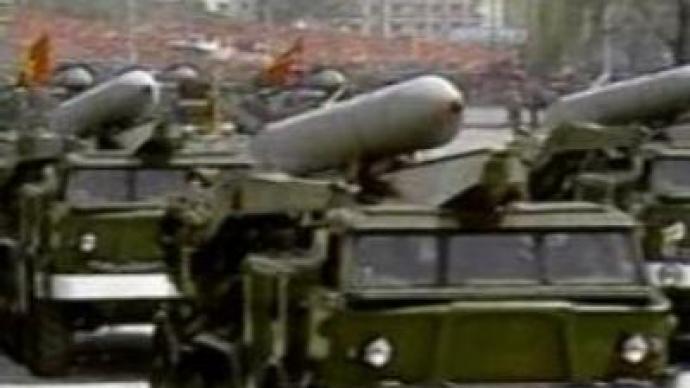 Iran viewed Korea missile test - U.S claims